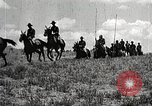 Image of 1st Cavalry Division Texas Sacramento Mountains USA, 1931, second 2 stock footage video 65675062671