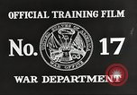 Image of Cavalry Rifle Platoon Kansas United States USA, 1933, second 8 stock footage video 65675062675