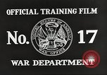 Image of Cavalry Rifle Platoon Kansas United States USA, 1933, second 11 stock footage video 65675062675