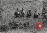 Image of Cavalry Rifle Platoon Kansas United States USA, 1933, second 7 stock footage video 65675062676