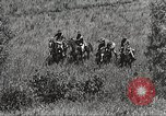 Image of Cavalry Rifle Platoon Kansas United States USA, 1933, second 8 stock footage video 65675062676