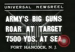 Image of United States soldiers Fort Hancock New Jersey USA, 1937, second 3 stock footage video 65675062687