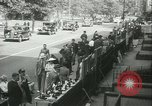 Image of painting exhibition New York United States USA, 1937, second 12 stock footage video 65675062690