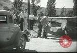 Image of Don Stevens San Fernando California USA, 1937, second 11 stock footage video 65675062694
