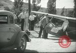 Image of Don Stevens San Fernando California USA, 1937, second 12 stock footage video 65675062694
