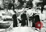 Image of Great Purge victims mass grave Vinnytsia Ukraine Soviet Union, 1943, second 5 stock footage video 65675062699