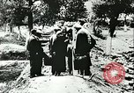 Image of Great Purge victims mass grave Vinnytsia Ukraine Soviet Union, 1943, second 6 stock footage video 65675062699