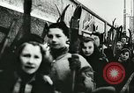 Image of Norwegian civilians board trains for ski trip Oslo Norway, 1942, second 12 stock footage video 65675062703