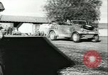 Image of German officials Tunisia North Africa, 1942, second 7 stock footage video 65675062708
