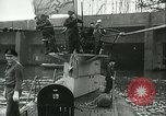 Image of German submarine on patrol Atlantic Ocean, 1942, second 5 stock footage video 65675062714