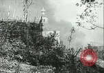 Image of German soldiers at the River Don Russia, 1942, second 1 stock footage video 65675062716