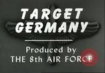 Image of 8th Army Air Forces European Theater, 1944, second 8 stock footage video 65675062729