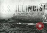 Image of United States Merchant Marines in World War 1 United States USA, 1918, second 3 stock footage video 65675062736