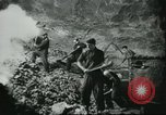 Image of processing of fertilizer Europe, 1945, second 6 stock footage video 65675062742