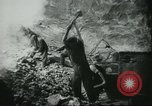 Image of processing of fertilizer Europe, 1945, second 7 stock footage video 65675062742