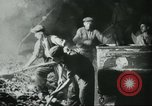 Image of processing of fertilizer Europe, 1945, second 8 stock footage video 65675062742