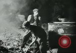Image of processing of fertilizer Europe, 1945, second 9 stock footage video 65675062742