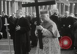 Image of Francis Joseph Cardinal Spellman Vatican City Rome Italy, 1950, second 10 stock footage video 65675062744