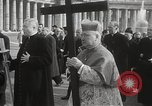 Image of Francis Joseph Cardinal Spellman Vatican City Rome Italy, 1950, second 11 stock footage video 65675062744