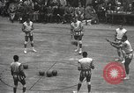 Image of basketball match New York United States USA, 1950, second 11 stock footage video 65675062747