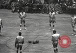 Image of basketball match New York United States USA, 1950, second 12 stock footage video 65675062747