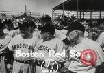 Image of Boston Red Sox Spring training Florida United States USA, 1950, second 2 stock footage video 65675062749