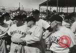 Image of Boston Red Sox Spring training Florida United States USA, 1950, second 4 stock footage video 65675062749