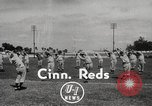 Image of baseball training camp Tampa Florida USA, 1950, second 1 stock footage video 65675062751