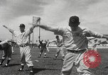 Image of baseball training camp Tampa Florida USA, 1950, second 5 stock footage video 65675062751
