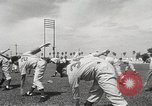 Image of baseball training camp Tampa Florida USA, 1950, second 7 stock footage video 65675062751