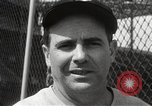Image of baseball training camp Tampa Florida USA, 1950, second 10 stock footage video 65675062751