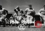 Image of Philadelphia Phillies spring training Florida United States USA, 1950, second 2 stock footage video 65675062753