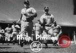 Image of Philadelphia Phillies spring training Florida United States USA, 1950, second 3 stock footage video 65675062753