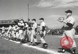 Image of Detroit Tigers baseball team Florida United States USA, 1950, second 12 stock footage video 65675062754