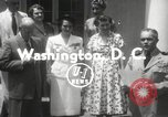 Image of Genevieve de Galard-Terraube Washington DC USA, 1954, second 6 stock footage video 65675062758