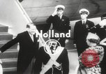 Image of Rene Coty Holland Netherlands, 1954, second 3 stock footage video 65675062760