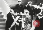 Image of Rene Coty Holland Netherlands, 1954, second 4 stock footage video 65675062760