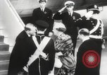 Image of Rene Coty Holland Netherlands, 1954, second 5 stock footage video 65675062760