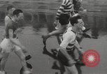 Image of 100 mile walking race United Kingdom, 1954, second 11 stock footage video 65675062763