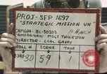 Image of B-52D Stratofortress Thailand U-Tapao Air Base, 1968, second 3 stock footage video 65675062776