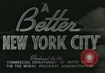 Image of Works Progress Administration depression projects New York City USA, 1936, second 10 stock footage video 65675062811