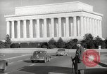 Image of Lincoln Memorial Washington DC USA, 1941, second 7 stock footage video 65675062830