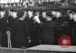 Image of US Navy submarines transferred to Britain and Poland New London Connecticut USA, 1941, second 2 stock footage video 65675062833
