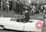 Image of President Dwight D Eisenhower Washington DC USA, 1953, second 8 stock footage video 65675062840