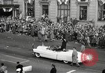 Image of President Dwight D Eisenhower Washington DC USA, 1953, second 9 stock footage video 65675062840