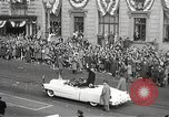 Image of President Dwight D Eisenhower Washington DC USA, 1953, second 10 stock footage video 65675062840