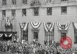 Image of President Dwight D Eisenhower Washington DC USA, 1953, second 11 stock footage video 65675062840