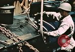 Image of Hannibal Victory ship Pacific ocean, 1945, second 8 stock footage video 65675062872