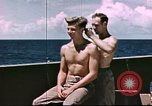 Image of Hannibal Victory ship Pacific Ocean, 1945, second 7 stock footage video 65675062873