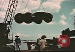 Image of Hannibal Victory ship Philippines, 1945, second 3 stock footage video 65675062890